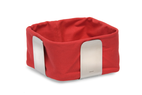 Bread Basket, small, red,DESA