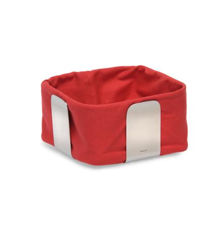 bread basket, red, lg, DESA