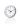 ERA, Väggklocka, vit, Ø 40 cm
