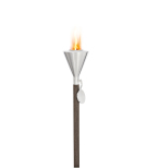 Garden Torch (for burning gel