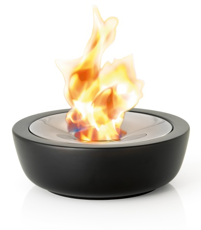 Tabletop Gel Firepit ø 32 cm,F