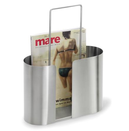 Magazine Rack, oval,SEAMO