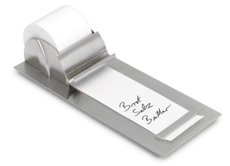 NotePaper Roll Holder,MURO