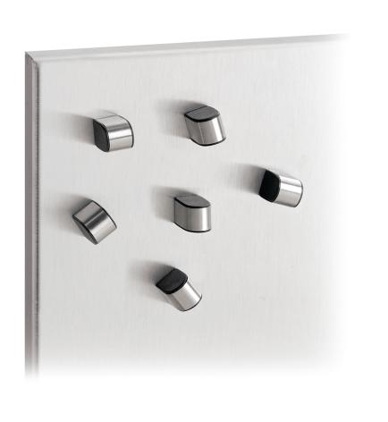 TEWO, Magneter set/6