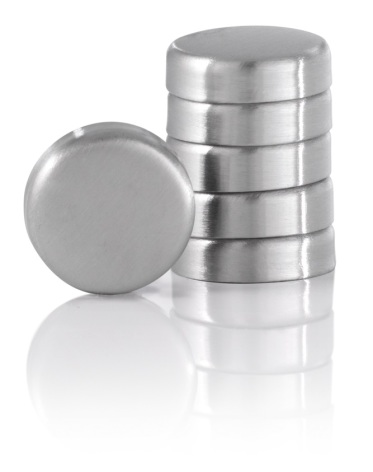 MURO Magneter i set om 6 st