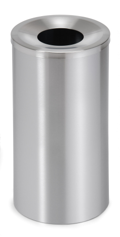 Waste Bin, solid, large,CASA
