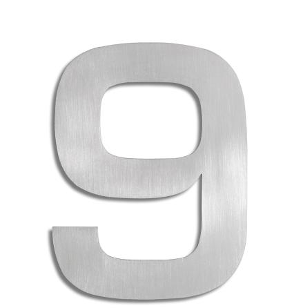 SIGNO Husnummer 0 och 9