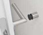 ENTRA, Vägghängd dörrstopp 4cm
