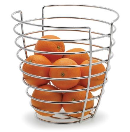 basket H 24 cm, tall round, WI