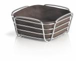 bread basket, large, mocha bro