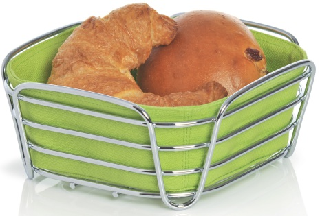 Bread Basket, small, green,DEL