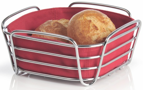 Bread Basket, small, red,DELAR