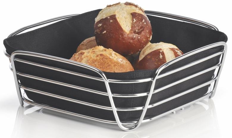 Fin Koksinredning : Hem o KoK & MATPLATS o Matplats o bread basket, large, black, DE