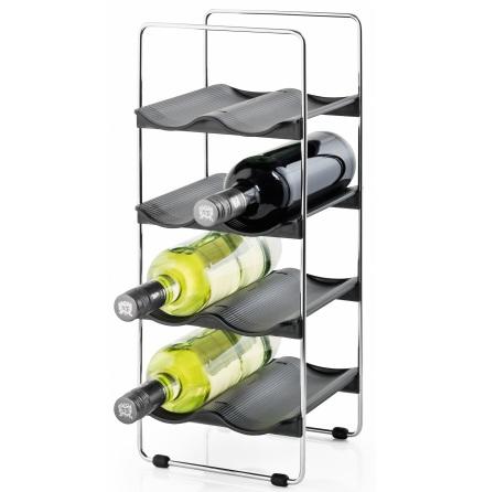 Wine rack, holds 8 bottles, VI