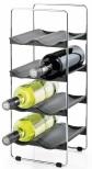 Wine rack, holds 8 bottles,VIN