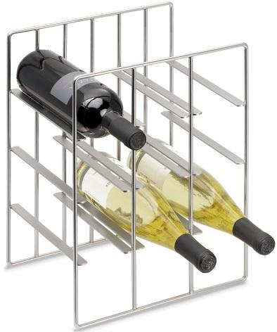 PILARE, Vinställ för 9 flaskor