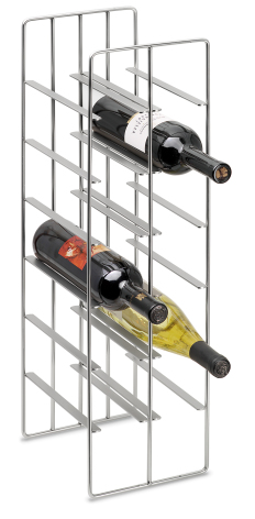 Wine Bottle Storage, holds 12