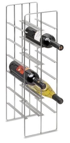 PILARE, Vinställ för 12 flasko