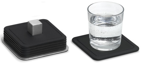 6 pc Coaster Set ,TRAYAN