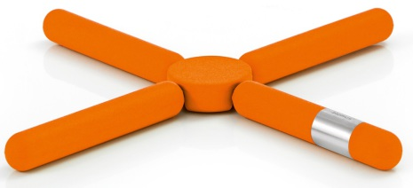 KNIK, Grytunderlägg, orange