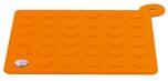Trivet, orange,LAP