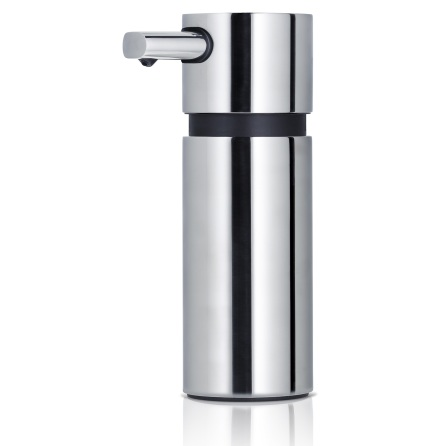 Soap Dispenser, lg, polished,A