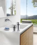 Soap Dispenser, lg, polished,A