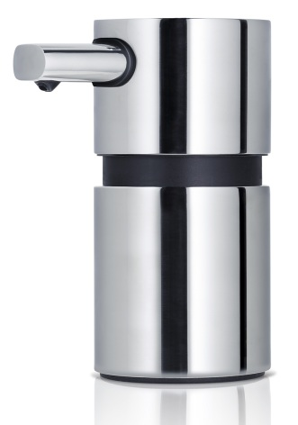 Soap Dispenser, sm, polished,A