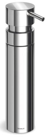 Soap Dispenser, 17 x 4 cm, pol
