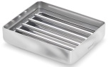 Soap dish, Rail, polished,NEXI