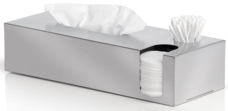 Tissue Box and Dispenser f. Co