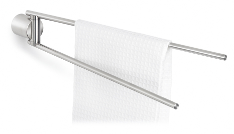 towel rail, 2 arm,DUO