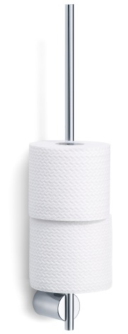wall-mounted toilet paper hold