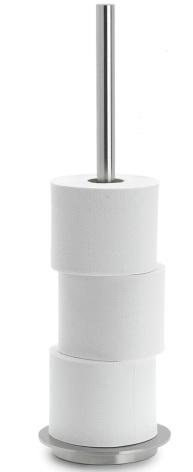 toilet roll holder, holds 4 ro