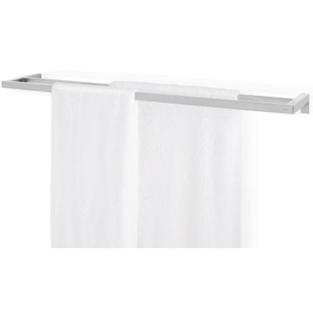 twin towel rail, 84 cm, matt,