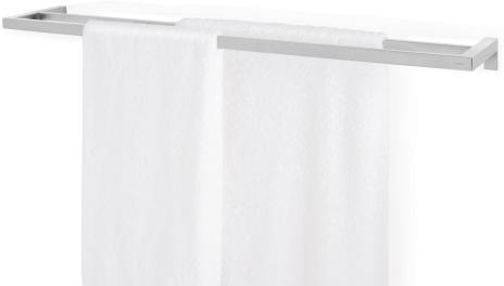 Twin Towel Rail, 84 cm, matt,M