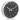 Wall Clock, black, Ø 30 cm,ERA