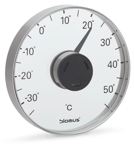 Thermometer, window (Celsius),