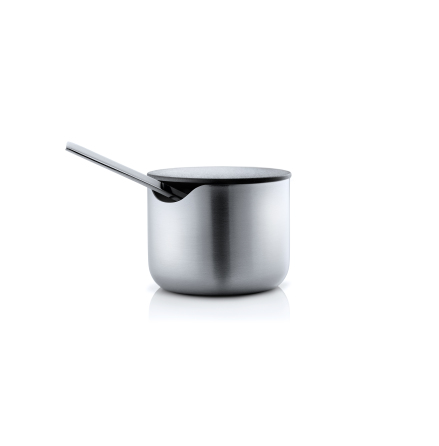 Sugar bowl with plastic lid, B