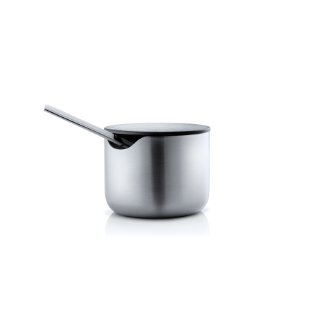 Sugar bowl with plastic lid,BA