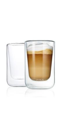 NERO glas 2-pack Cappuccino