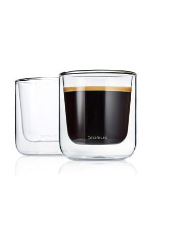 NERO, Kaffeglas Set/2
