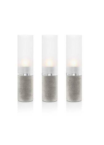 FARO 3-pack ljushållare