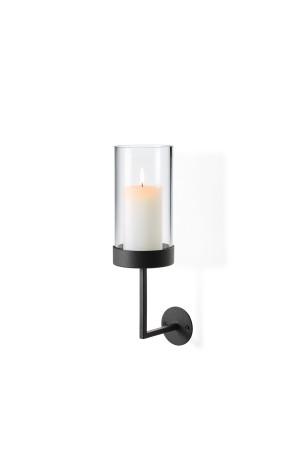 NERO, Vägghängd ljushållare/lj