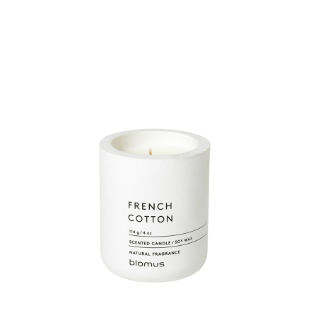 FRAGA Doftljus M - French Cotton