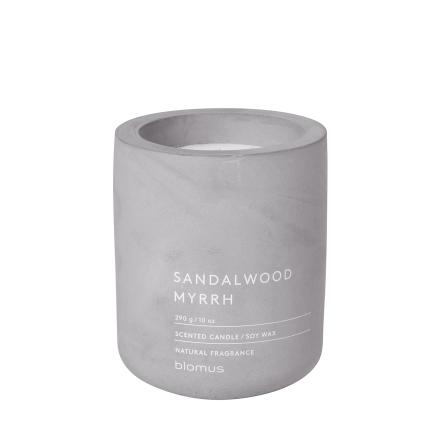 FRAGA Doftljus L - Sandalwood Myrrh