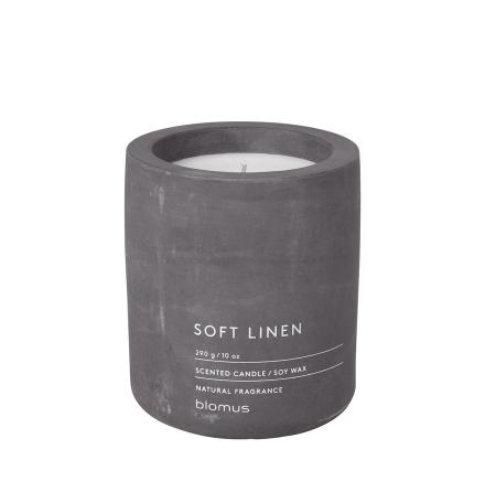 FRAGA Doftljus L - Soft Linen