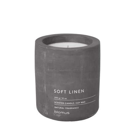 FRAGA Doftljus, Large, Soft Linen