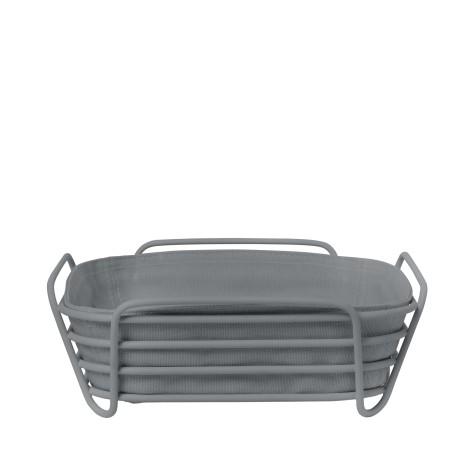 Brödkorg, DELARA, 26 x 26 cm Sharkskin