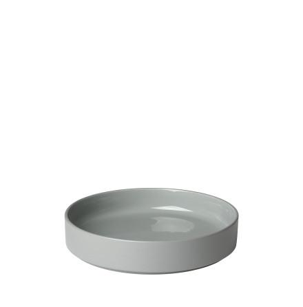PILAR, Djup tallrik, Mirage Grey